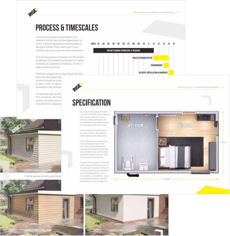 Home Adaptations Product Sheet