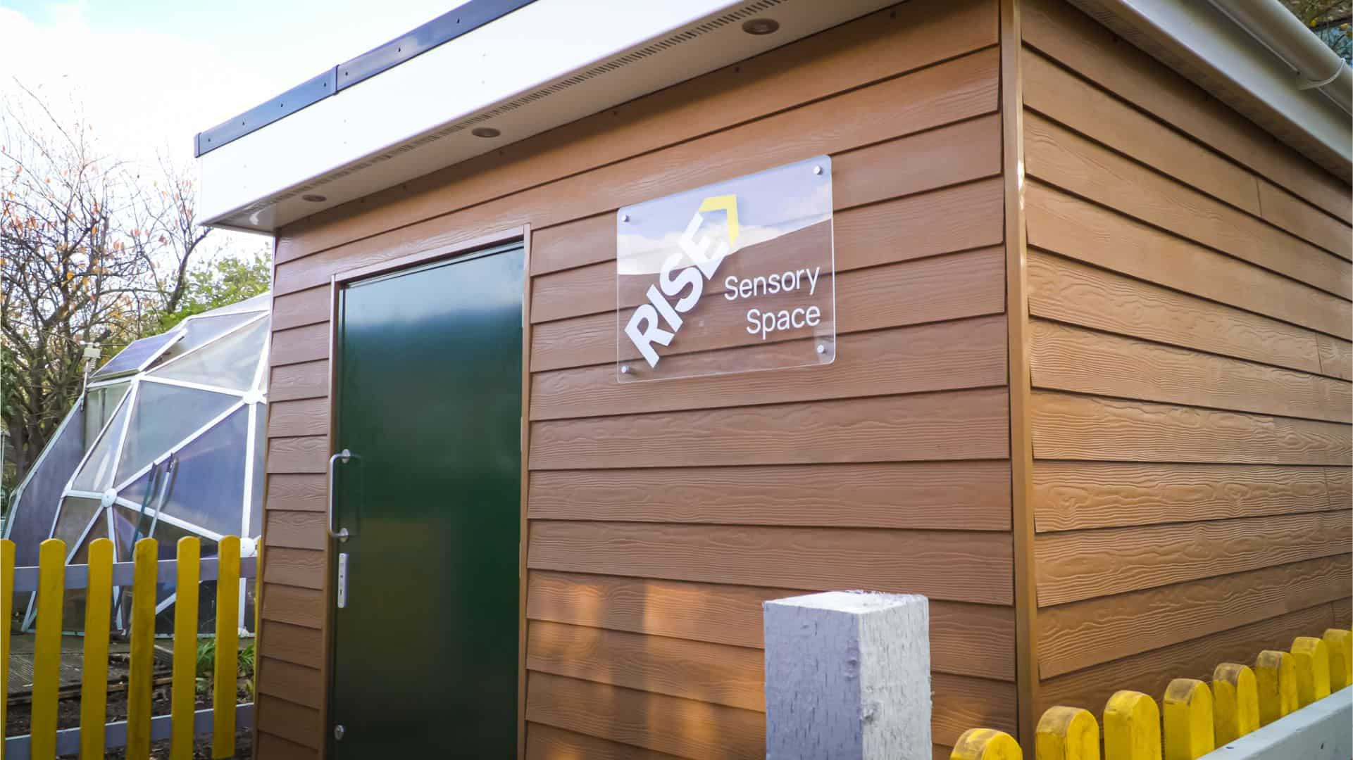 Modular Sensory Rooms for Schools